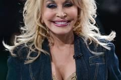 Dolly Parton (69), amerikanischer Country Star