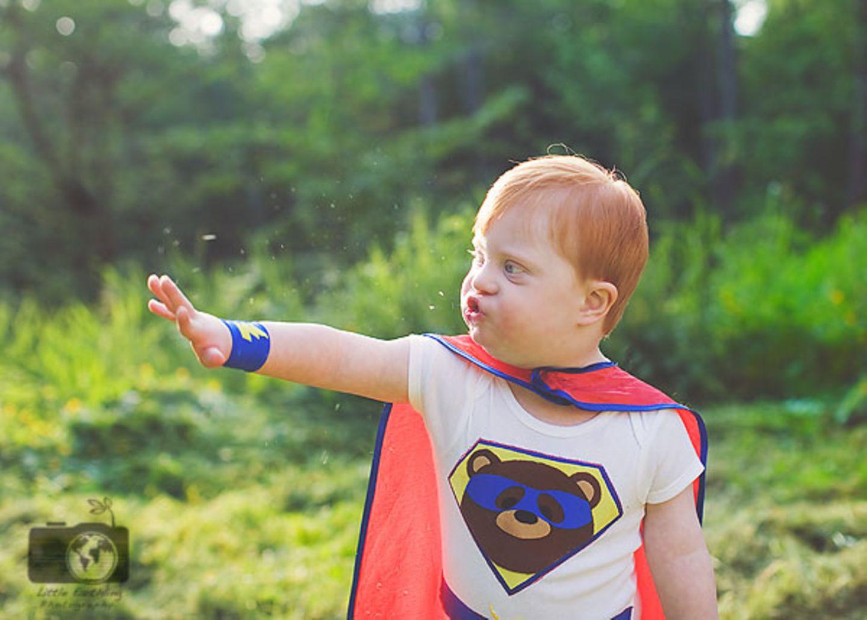 Cody. Superheld.