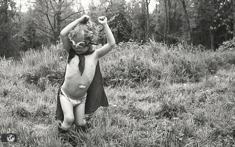 Apollo. Superheld.