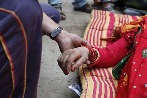 Verheerendes Erdbeben: Vor allem Kindern droht neues Leid