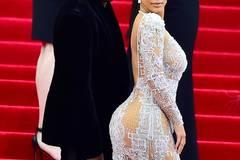 Met Gala 2015: Kim Kardashian & Kanye West