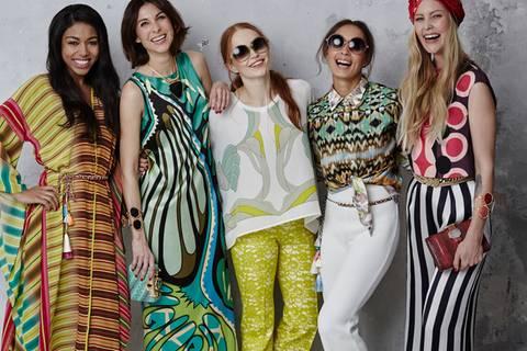 Modetrend Seventies Chic - Hippie-Style