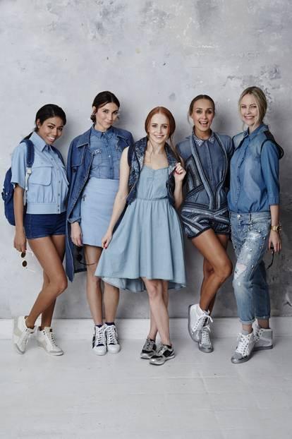 BRIGITTE Fashion@Home: Modetrend Denim Dreams