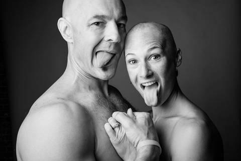 Diagnose Krebs: Diese Fotos feiern die Kraft der Liebe
