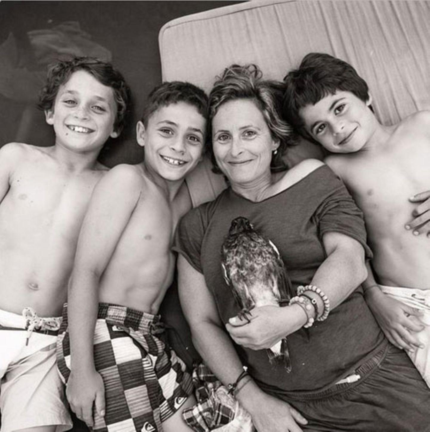 Noahs Mutter Cameron Bloom ist Fotografin - und merkte schnell, welche einzigartige Geschichte sich da vor ihrer Linse entwickelte.
