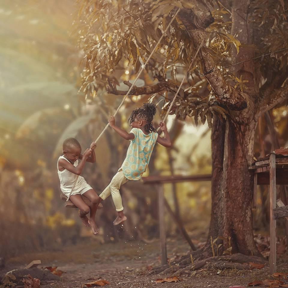 Endlose Sommertage: Wir wollen spielen - wie diese Kinder!