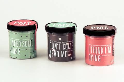 PMS Ice Cream: Einen Löffel bitte. Schnell!