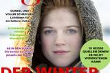 """Nur weil gerade Krieg, Drachen und Eismonster das Land verwüsten, muss man ja nicht aufhören, Zeitschriften zu lesen: Blogger Alexander Matzkeit hat auf seiner Seite realvirtuality mal rekonstruiert, wie bekannte Magazine in der Welt von """"Game of Thrones"""" aussehen könnten. Völlig klar, dass """"Ygritte"""" die Leserinnen kompetent berät, was in der Winter-Saison angesagt ist."""