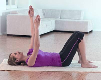 Training: 8 Nackenübungen gegen Verspannungen | BRIGITTE.de