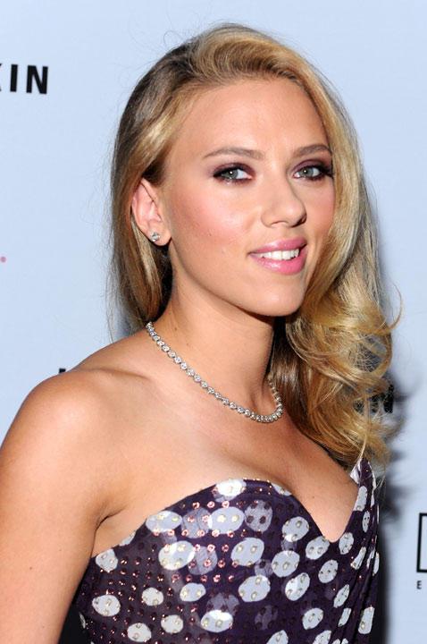 Die elegante Scarlett Johansson