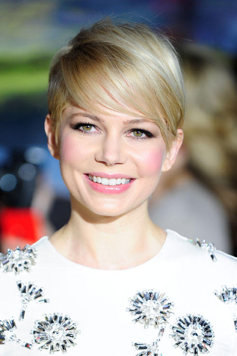 Michelle Williams mag's kürzer