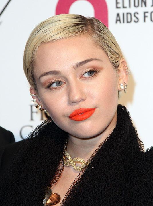 Miley Cyrus heute
