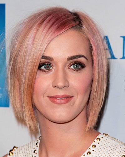 Bob-Frisur: Katy Perry