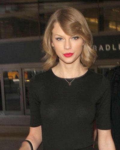 Bob-Frisur: Taylor Swift