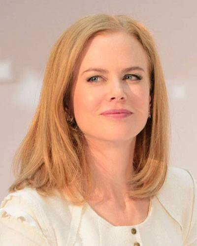 Bob-Frisur: Nicole Kidman