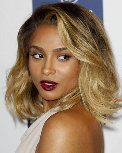 Bob-Frisur: Ciara