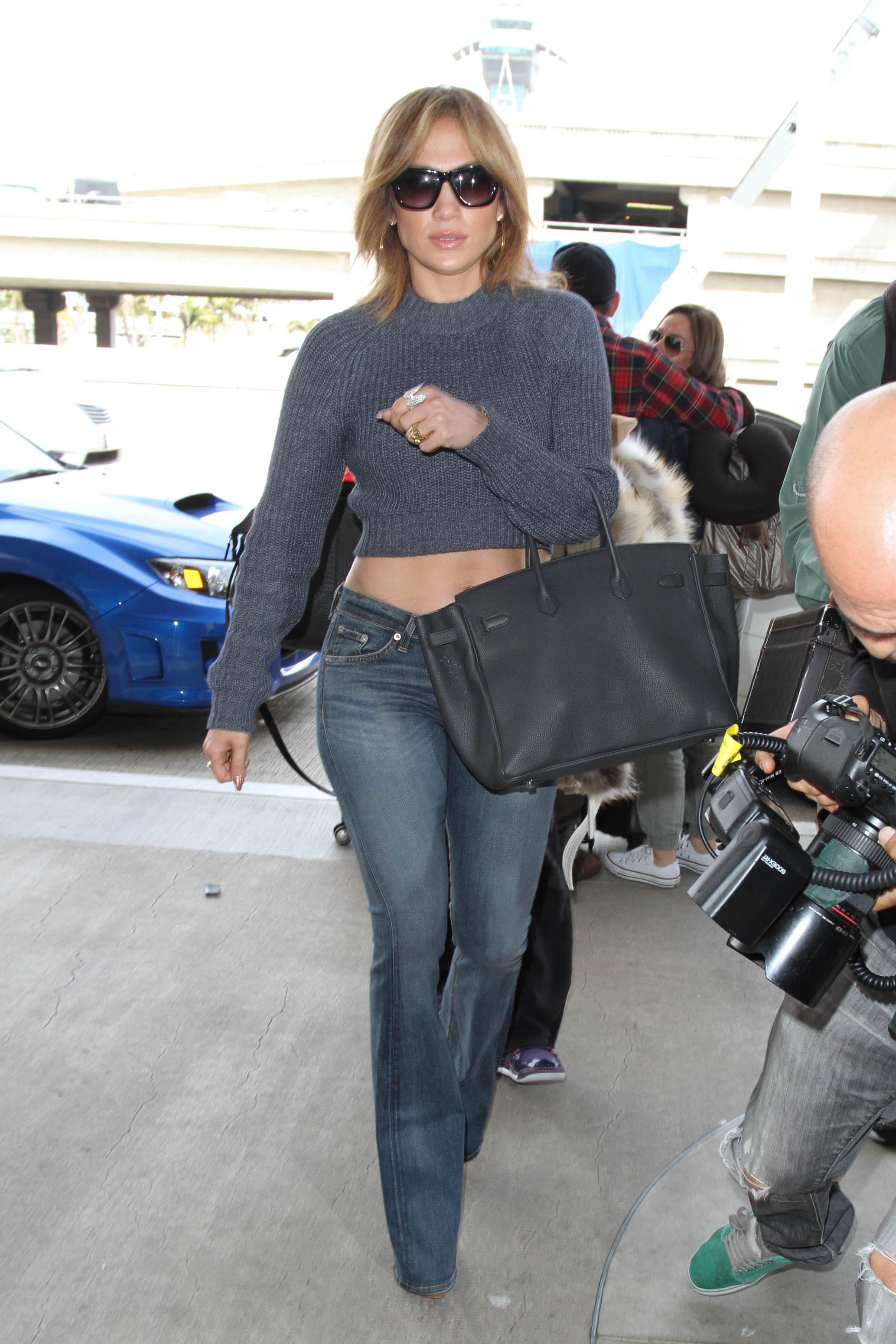Bob-Frisur: Jennifer Lopez