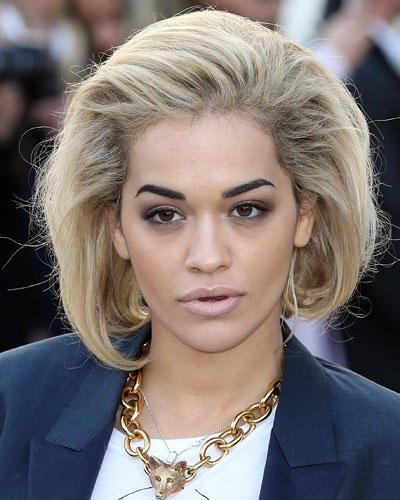 Bob-Frisur: Rita Ora