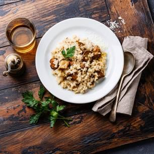 Kochtipps: Pilze richtig säubern - so geht's