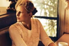 pullover spitze verspielt sommer maxirock romantisch seidenrock midilang