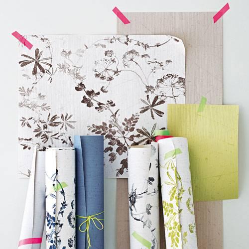 tapezieren die neuen brigitte tapeten blumen f r ihr zuhause. Black Bedroom Furniture Sets. Home Design Ideas