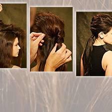 Haarstyling Lange Haare Hochstecken Kein Problem Brigittede