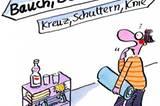 Hier können Sie die Cartoons von Renate Alf als E-Card verschicken.