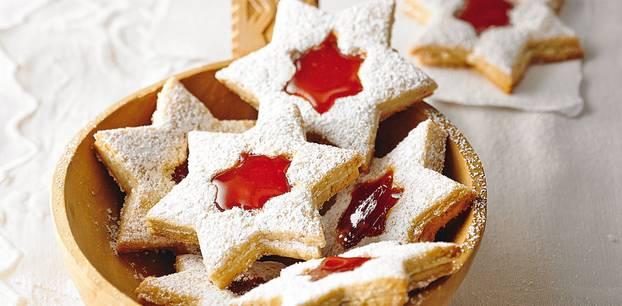 Deutsche Weihnachtsplätzchen.Plätzchen Himmlische Rezepte Brigitte De