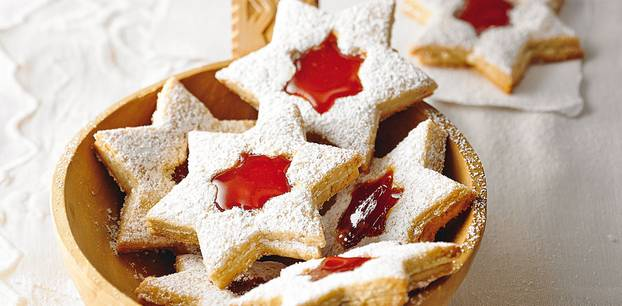 Weihnachtsplätzchen Klassische Rezepte.Plätzchen Himmlische Rezepte Brigitte De