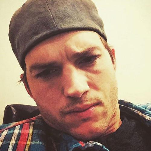 Sexy Männer: Ashton Kutcher