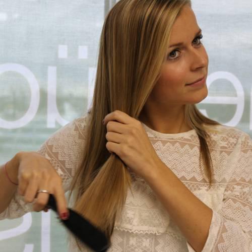 Frisuren Ungewaschene Haare So Fällts Nicht Auf Brigittede
