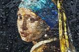 "Vermeers ""Mädchen mit dem Perlenohrring"""
