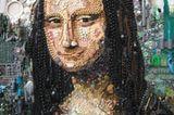"""Darf in der Kunstsammlung nicht fehlen: Die """"Mona Lisa"""" von Leonardo DaVinci"""