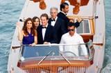 Top-Model Cindy Crawford kam mit Ehemann Rande Gerbe.
