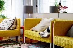 Wohnzimmer Sofa Spiegel