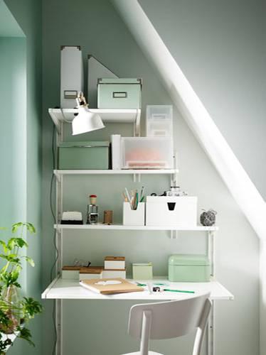 kreative einrichtungsideen buro, wohnen: einfache einrichtungsideen, die viel her machen | brigitte.de, Design ideen