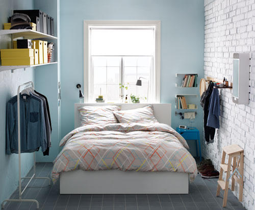 wohnen einfache einrichtungsideen die viel her machen. Black Bedroom Furniture Sets. Home Design Ideas