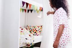 Kinderzimmer Schlafecke