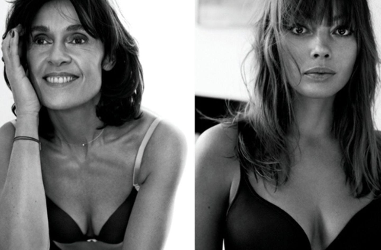 """Die """"Real Woman""""-Kampagne von Triumph"""