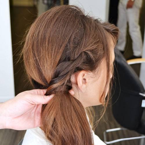 haar-styling: so cool kann eine zopf-frisur aussehen | brigitte.de
