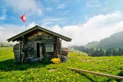 Platz 3: Schweiz