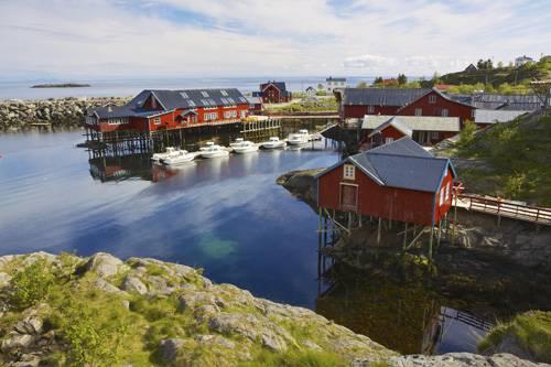 Platz 2: Norwegen