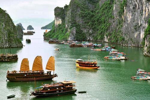 Platz 6: Vietnam