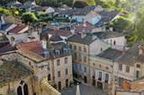Die Kirche der berühmten Abtei Cluny