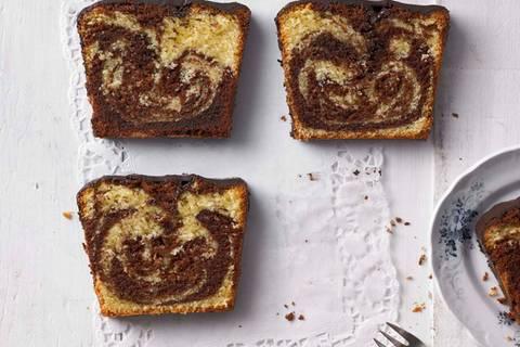 Marmorkuchen: Das beste Rezept und leckere Variationen für den Klassiker