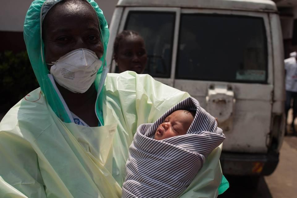 Diese Frauen geben Ebola ein Gesicht