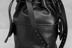 Bucket-Bag schwarz