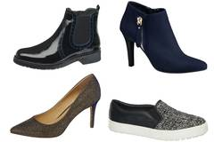 Schickes Schuhwerk von der Szene-Bloggerin