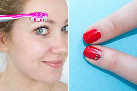 Beauty-Tricks, die uns das Leben leichter machen