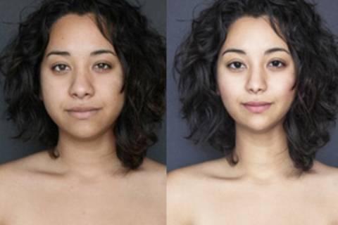 Journalistin Priscilla Wilson lässt Photoshop über ihre Schönheit entscheiden
